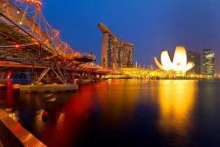 Terbang ke Singapore bersama Singapore Airlines