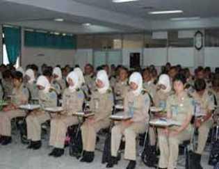 Ratusan IPDN Yang Selesai PKL Kembali Belajar ke Kampus