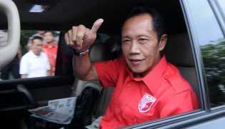 Di tanya Jokowi, Sutiyoso Janji Akan Selesaikan Perpecahan Internal PKPI