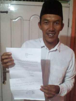 Pelapor Faisal Reza Sebut Mantan Pejabat dan Anggota DPRD Rohil Diduga Terlibat.