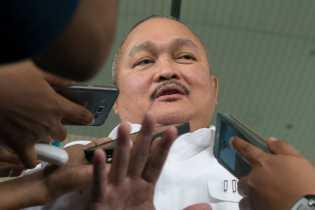 Terkait Kasus Bansos, Gubernur Sumsel Alex Noerdin Penuhi Pangilan Kejagung