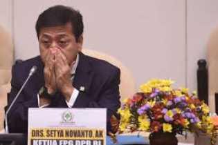 Alamak..., Ketua DPR RI Setya Novanto Dicekal ke Luar Negeri