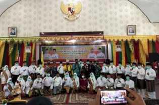 Dunia Melayu Dunia Islam Rohil Resmi di Kukuhkan