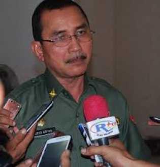 BPP Rohil Rakor Kawasan Perbatasan di Pekanbaru