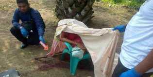 Masya Allah..., Nenek Intan di Rohul di Tebas Kepalanya Saat Duduk di Kursi