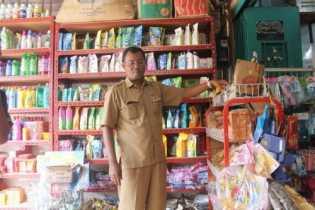 Disperindag Rohil Sidak Mini Market di Bagansiapiapi