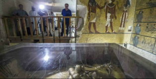 Waw.., 2 Kamar Misterius Makam Firaun, Ternyata Isinya Sangat Mengejutkan