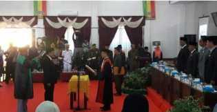 Sekretaris PDIP Rohil Itu Resmi Jabat Wakil Ketua DPRD