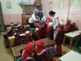 Mantap..., Pemberian Vaksin Polio di Palika Rohil Capai 116 Persen