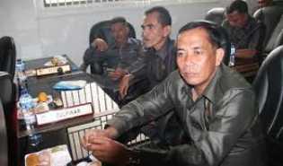 DPRD Rohil Harapkan Karhutla Supaya Cepat di Atasi
