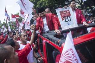 Tanpa Mahar, PKPI Riau Buka Pendaftaran Caleg 2019