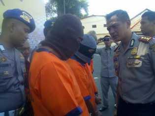 Oknum Pejabat Rohil dan Penganguran di Tangkap Polisi