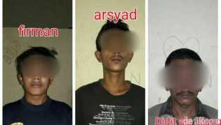 3 Tahanan di Inhu Kabur dari Bui