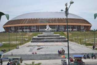 Aneh.., PSPS di Izinkan Pakai Stadion Utama, Tapi Tunggu Anggaranya di Sahkan Dewan