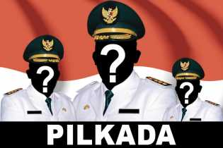 DPR Bantah Mencari Peruntungan Maju di Pilkada