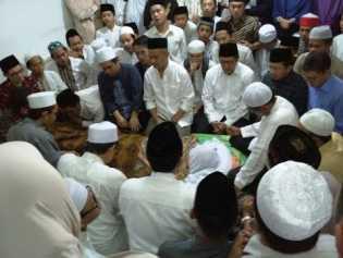 Mantan Imam Besar Masjid Istiqlal Itu Meninggalkan Kita