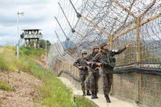 Korut Tembaki Perbatasan, Korsel Minta Warga Mengungsi