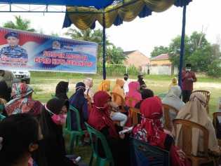 TAF Keliling Menemui Masyarakat Untuk  Sosialisasikan Perda Tentang UMKM