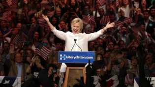 Kampanye di Olimpiade Rio, Hillary Clinton Habiskan Rp 178 Miliar