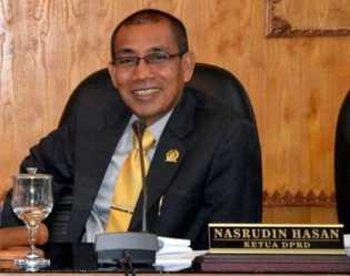 Ketua DPRD Rohil Kedatangan Rombongan Pokja BOB