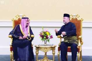 Raja Salman, Siap Bantu Persoalan Yang di Hadapi Umat Islam