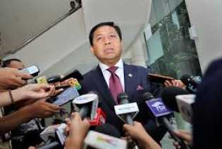 Novanto Penuhi pangilan Kejagung