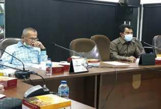 Menjelang Akhir Tahun, Pansus DPRD Pekanbaru Gesa Pembahasan Ranperda RIPPDA