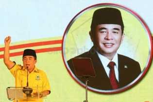Ini Alasan Ade Komarudin Mundur Demi Terpilihnya Setya Nopanto Sebagai Ketua Umum Golkar