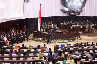 Dalam Sidang Parnipurna DPR, Kader PKS Ini Muncak-muncak Minta Fahri Hamzah di Ganti