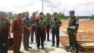 Peresmian Makodim 0321 Batal di Resmikan