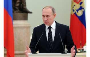 Putin Mendadak Perintahkan Pasukan Rusia Ditarik dari Suriah