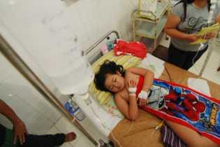 Rohil Sudah Mulai di Selimuti Penyakit DBD