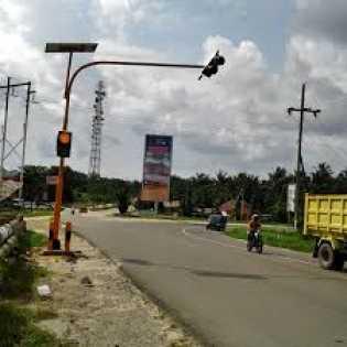 Jalan Pusat di Rohil Terus di Tingkatkan