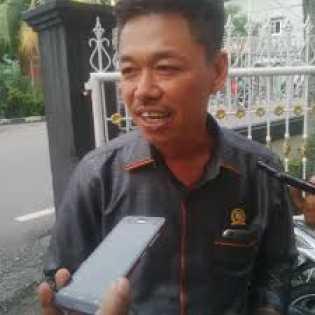 Wakil Rakyat Ini Perjuangkan Jalan Sei Kapas Dibangun