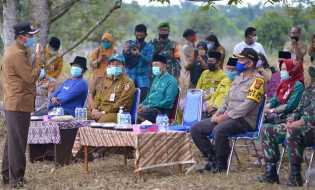 Wako Pekanbaru Terpesona Lihat Hasil Tani Lembah Sari Rumpes Sulap Ubi Jadi Dodol