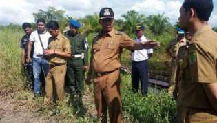 Tiga Pilar Pondasi Skala Prioritas Pembangunan Pemkab Rohil