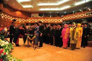 Dahsyat.., 66 Persen Anggota DPRD Riau Tak Lapor Harta Kekayaan