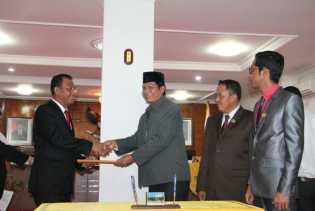 Akhirnya, Perda Pernyataan Modal ke Bank Riau Kepri di Setujui Dewan