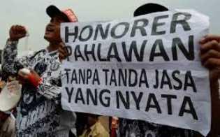Soal Pemecatan, DPRD Minta BKD Jangan Membuat Honorer Risau