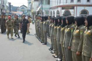 Bupati Suyatno Lepas 171 Praja IPDN