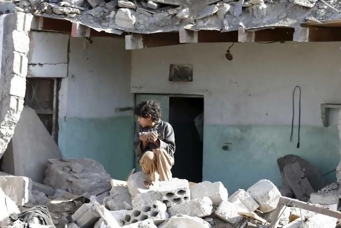 Waw.., Arab Saudi Bantu Yaman Rp133,4 Triliun