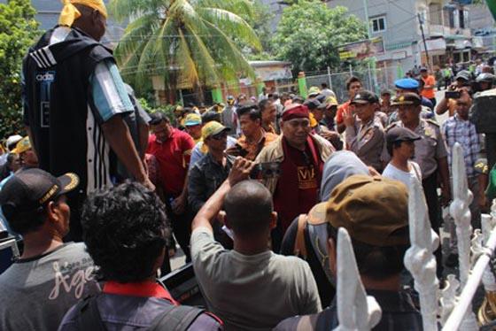 FORMASPEROHIL Tagih Janji Pemkab Rohil