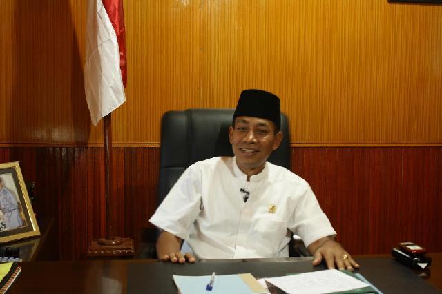 Ini Pesan Ketua DPRD Rohil Pada HUT TNI ke 71 Tahun