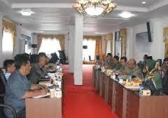 DPRD dan Pemkab Gesa Pengesahan Sisa Perda