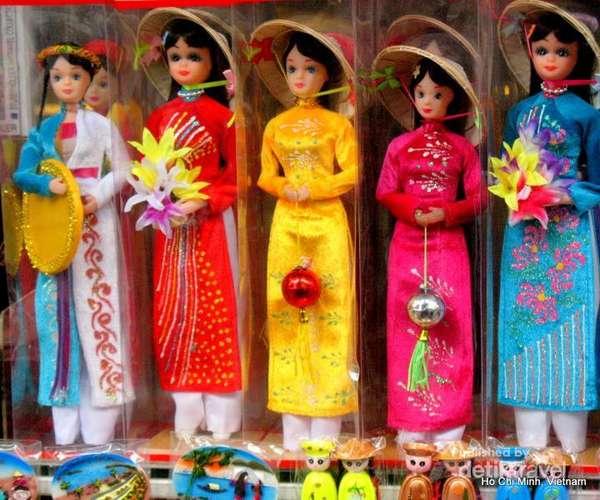 Mengintip Cantiknya Miss Saigon di Ho Chi Minh