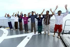 Cina Sering Langgar Perairan Indonesia