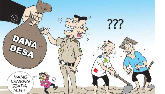 Hati-hati, KPK Endus Ada Korupsi Dana Desa