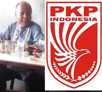 Azwir Syam Sepupu Mantan Gubernur Riau Andi Rahman Nahkodai Partai PKPI Riau