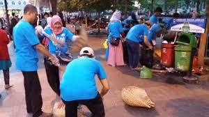 Wujudkan Kota Bersih, Kota Pekanbaru Gelar Aksi Pekanbaru Bersih