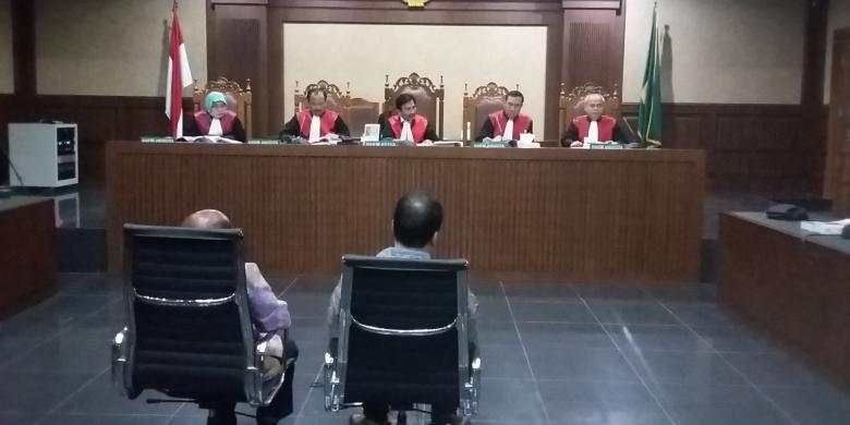 Penyuap Dewie Yasin Limpo Di Bui 3 Tahun Penjara